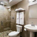 Bathroom in MVP Suite