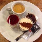 Cafe gourmand  Très bon !