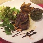 Fois gras poêle bœuf