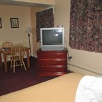 """spacious """"suite"""""""