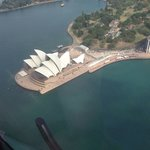 Great view of the opera house