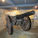 Cannon used to sick the French