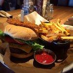 Tavern Burger! Yummy!