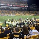 Go Steelers at Heinz Field