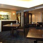 Club Level Bar Area
