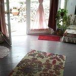 Maids Quarters (back suite)