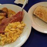 The best breakfast....