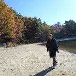 Beautiful Last Week Of October (walden pond)