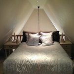 The Bedroom in the barn