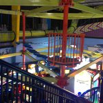 Rope Course, 2nd floor above Arcade
