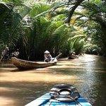 Canal do Mekong
