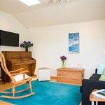 Premium chalet living room