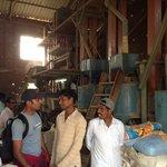 Rice processing facility