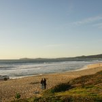 View at Half Moon State Beach