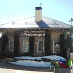Trevenque: main entrance