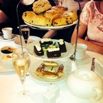 Fabulous Champs Afternoon Tea