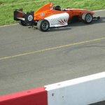 My wifes single seater drive.