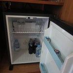 Agua y Pepsi sin coste adicional