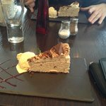 Toblerone Cheese cake !!!!!