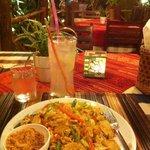 trevlig liten restaurang