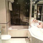 baño limplio y completo