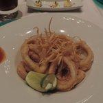 Calamari at Venecia