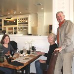 Partake Restaurant; Kendall Jackson Winery