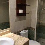 Toaletten i rum 121