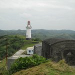 old bunker & lighthouse Basco Batanes Philippines