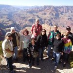 Grand Canyon Group Tour Feb 24 2014