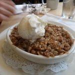 Apple Crisp - PERFECTION