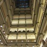 Open balcony's in Macy's
