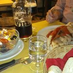 Nice dinner at Ai Bari