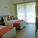 Waterfront Resort Bedroom