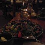 Beef & Roquefort Salad