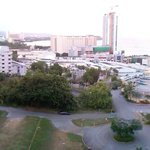 View from 9th Floor Balcony, Panorama