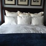 There is nothing more heavenly than a Marriott bed!