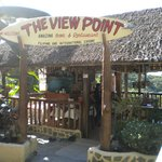 Foto de The View Point Bar and Restaurant