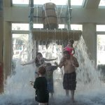 water park in the palms bldg