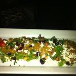 Slow Roasted Golden Beet Salad