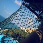 On the hammock