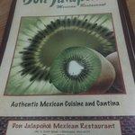 Mexican restaurant open 7 days a week!