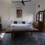 Standard villa room
