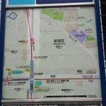 The nearest metro station