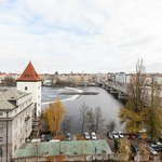 Riverview Prague Apartment - Duplex
