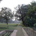 beautiful extensive grounds