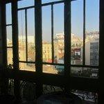 Окно на террасе