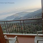 View from the Luxury room balcony_5