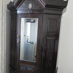 some of the antique furniture