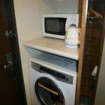 洗濯機・電子レンジ